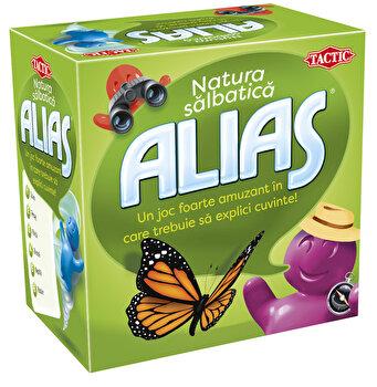 Joc Alias mini - Natura salbatica