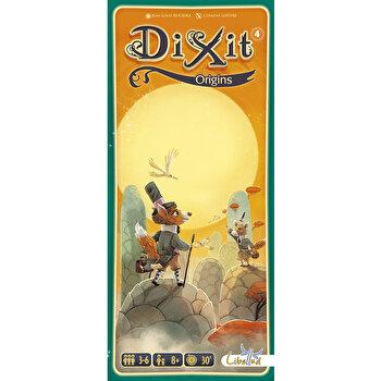 Joc de societate DIXIT Origins de la DIXIT
