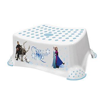 Inaltator baie antiderapant, Disney Frozen, White