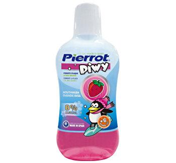 Apa de gura Piwy pentru copii PIERROT 500ml de la PIERROT