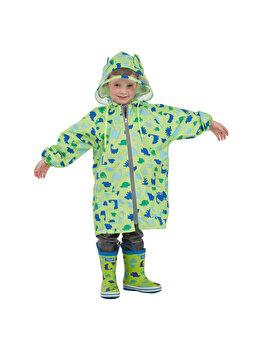Pelerina de ploaie pentru copii YY03 Verde L de la Jollywalk
