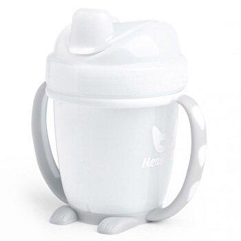 Canuta bebelusi Herobility, 140 ml, alb de la Herobility