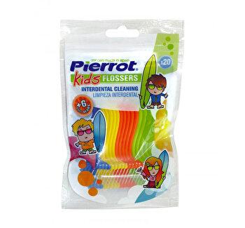 Ata dentara individuala Kids PIERROT 20 BUC de la PIERROT