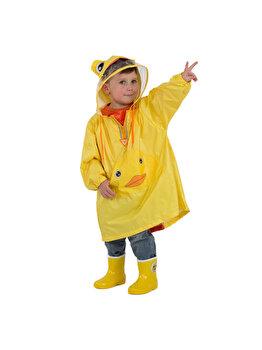 Pelerina de ploaie pentru copii R201 Galbena M de la Jollywalk