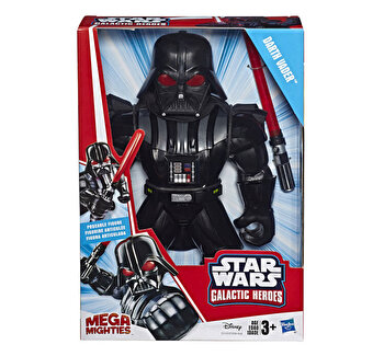 Figurina Star Wars Mega Mighties Darth Vader, 25 cm de la Star Wars