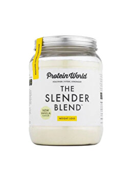 The Slender Blend – Vanilie ( 600g ) de la Protein World