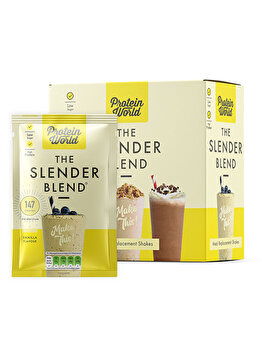 The Slender Blend – Vanilie ( 10 x 40g ) de la Protein World