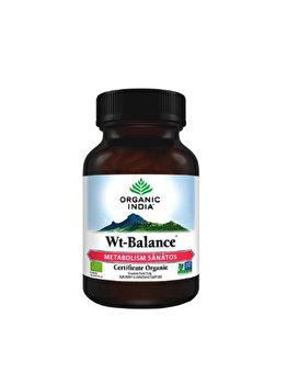 Organic India WT Balance Metabolism Sanatos 60 caps de la ORGANIC INDIA