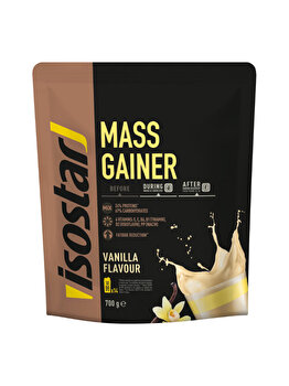 ISOSTAR POWERPLAY MASS GAINER VANILIE 700G de la Isostar