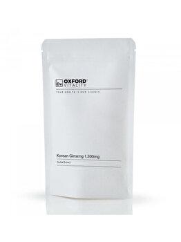 Ginseng- 1300 mg (120 Tablete) de la Oxford Vitality