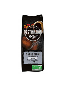 ECO DESTINATION CAFEA MACINATA SELECTION-PUR ARABIC 250G de la ECO DESTINATION