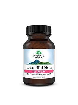 Organic India Beautiful Skin Ten Radiant 60 caps de la ORGANIC INDIA