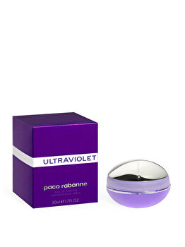 Apa de parfum Paco Rabanne Ultraviolet, 50 ml, pentru femei de la Paco Rabanne