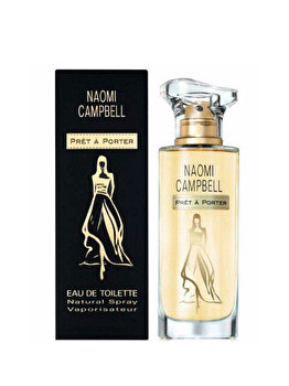 Apa de toaleta Naomi Campbell Pret a Porter, 100 ml, pentru femei de la Naomi Campbell