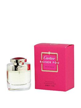 Apa de parfum Cartier Baiser Fou, 30 ml, pentru femei