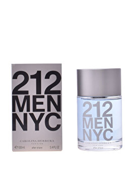Lotiune after shave Carolina Herrera 212 Men, 100 ml, pentru barbati de la Carolina Herrera