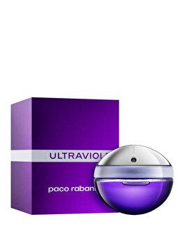 Apa de parfum Paco Rabanne Ultraviolet, 80 ml, pentru femei de la Paco Rabanne