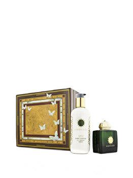 Set cadou Amouage Epic (Apa de parfum 100 ml + Lotiune de corp 300 ml), pentru femei de la Amouage