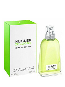 Apa de colonie Mugler Come Together, 100 ml, unisex