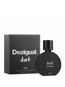 Apa de toaleta Desigual Dark, 50 ml, pentru barbati de la Desigual