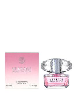 Apa de toaleta Versace Bright Crystal, 50 ml, pentru femei de la Versace