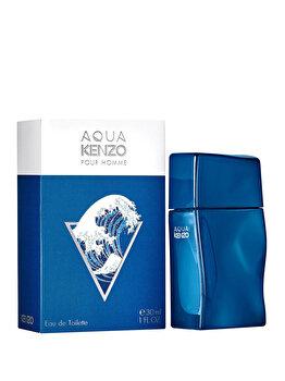 Apa de toaleta Kenzo Aqua Pour Homme, 30 ml, pentru barbati de la Kenzo