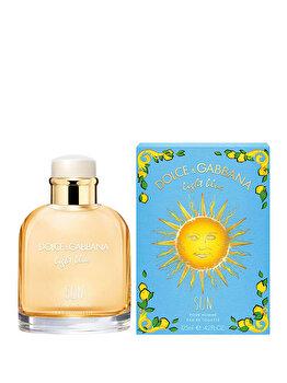 Apa de toaleta Dolce & Gabbana Light Blue Sun, 125 ml, pentru barbati de la Dolce & Gabbana