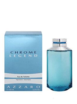 Apa de toaleta Azzaro Chrome Legend, 125 ml, pentru barbati