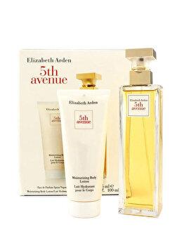 Set cadou Elizabeth Arden 5TH Avenue (Apa de parfum 125 ml + Lotiune de corp 100 ml), pentru femei de la Elizabeth Arden