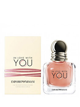 Apa de parfum Giorgio Armani Emporio Armani In love with you, 30 ml, pentru femei de la Giorgio Armani