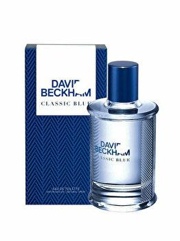 Apa de toaleta David Beckham Classic Blue, 90 ml, pentru barbati de la David Beckham