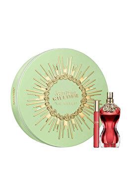 Set cadou Jean Paul Gaultier La Belle (Apa de parfum 50 ml + Apa de parfum 10 ml), pentru femei de la Jean Paul Gaultier