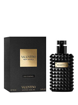 Apa de parfum Valentino Uomo Noir Absolu Oud Essence, 100 ml, pentru barbati de la Valentino