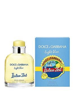 Apa de toaleta Dolce & Gabbana Light Blue Italian Zest Pour Homme, 125 ml, pentru barbati de la Dolce & Gabbana