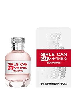 Apa de parfum Zadig & Voltaire Girls Can Say Anything, 30 ml, pentru femei de la Zadig & Voltaire