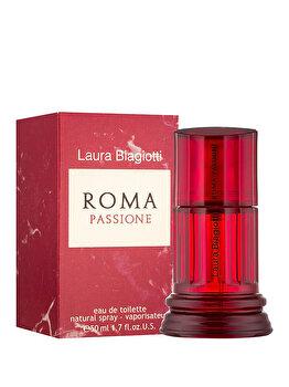 Apa de toaleta Laura Biagiotti Roma Passione, 50 ml, pentru femei de la Laura Biagiotti