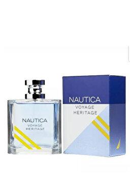 Apa de toaleta Nautica Voyage Heritage, 100 ml, pentru barbati de la Nautica