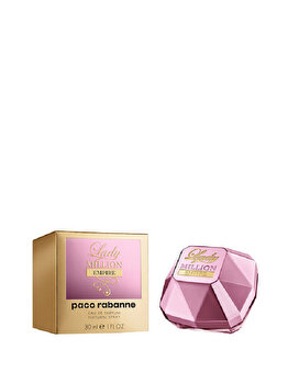 Apa de parfum Paco Rabanne Lady Million Empire, 30 ml, pentru femei de la Paco Rabanne