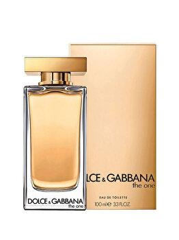 Apa de toaleta Dolce & Gabbana The One, 100 ml, pentru femei de la Dolce & Gabbana