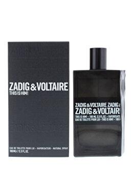Apa de toaleta Zadig & Voltaire This Is Him, 100 ml, pentru barbati