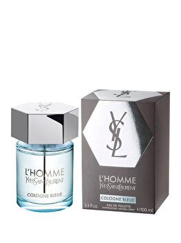Apa de toaleta Yves Saint Laurent L'Homme Cologne Bleue, 100 ml, pentru barbati de la Yves Saint Laurent