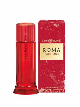 Apa de toaleta Laura Biagiotti Roma Passione, 100 ml, pentru femei de la Laura Biagiotti