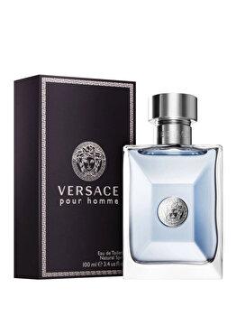 Apa de toaleta Versace Pour Homme, 100 ml, pentru barbati de la Versace
