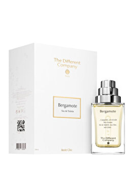 Apa de toaleta The Different Company Bergamote, 100 ml, pentru femei de la The Different Company