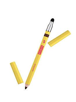 Creion de ochi 3 in 1 Pupa Multiplay, 069 Cuba Libre, 1.2 g de la Pupa Milano