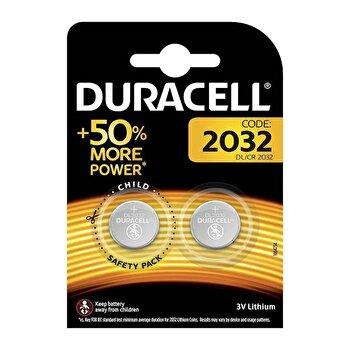 Baterie Duracell Specialitati Lithiu 2 x 2032, 50004349 de la Duracell