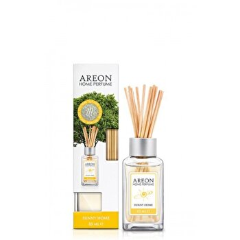 Odorizant cu betisoare Areon Home Perfume 85 ml Sunny Home de la Areon