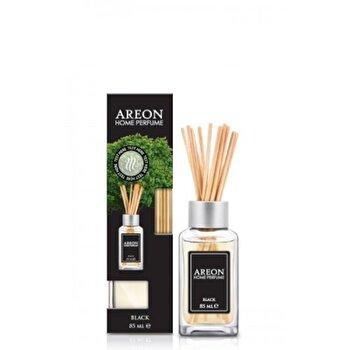 Odorizant cu betisoare Areon Home Perfume 85 ml Black de la Areon