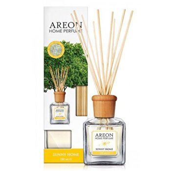 Odorizant cu betisoare Areon Home Perfume 150 ml Sunny Home de la Areon