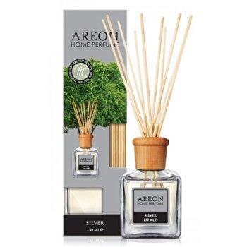Odorizant cu betisoare Areon Home Perfume 150 ml Silver de la Areon